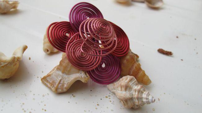 Tutorial Ti-Bizu - Anillo Flor de Alambre