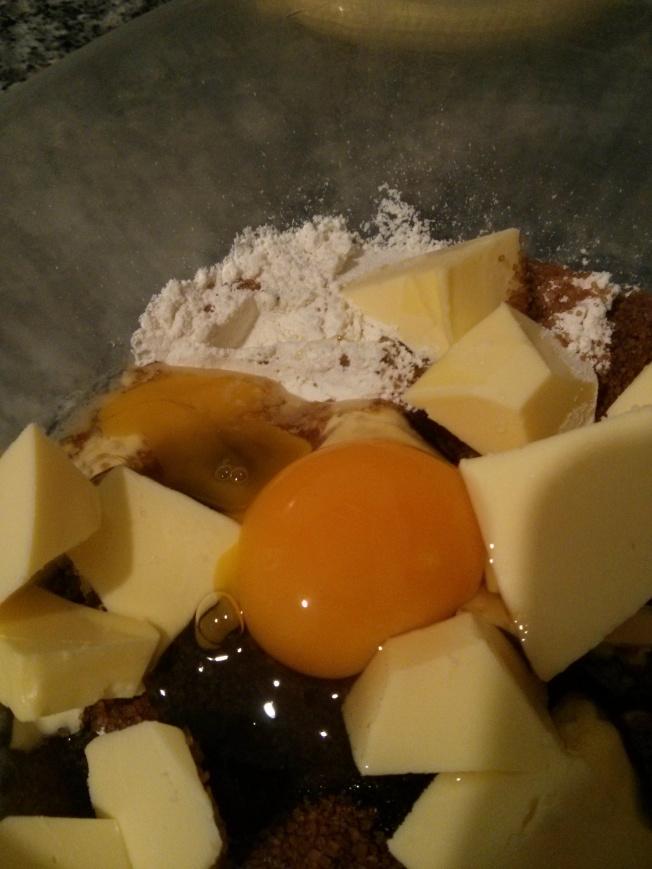 Masa dulce para tartas - Masa para galletas